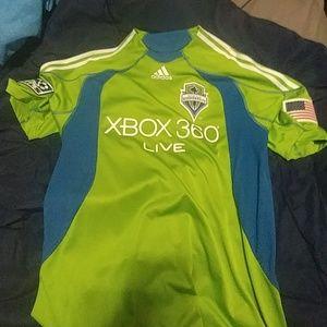 MLS Seattle sounders jersey